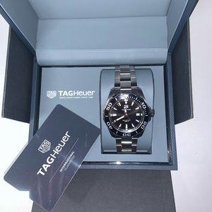Tag Heuer Aquaracer Quartz 41mm Watch WAY111A